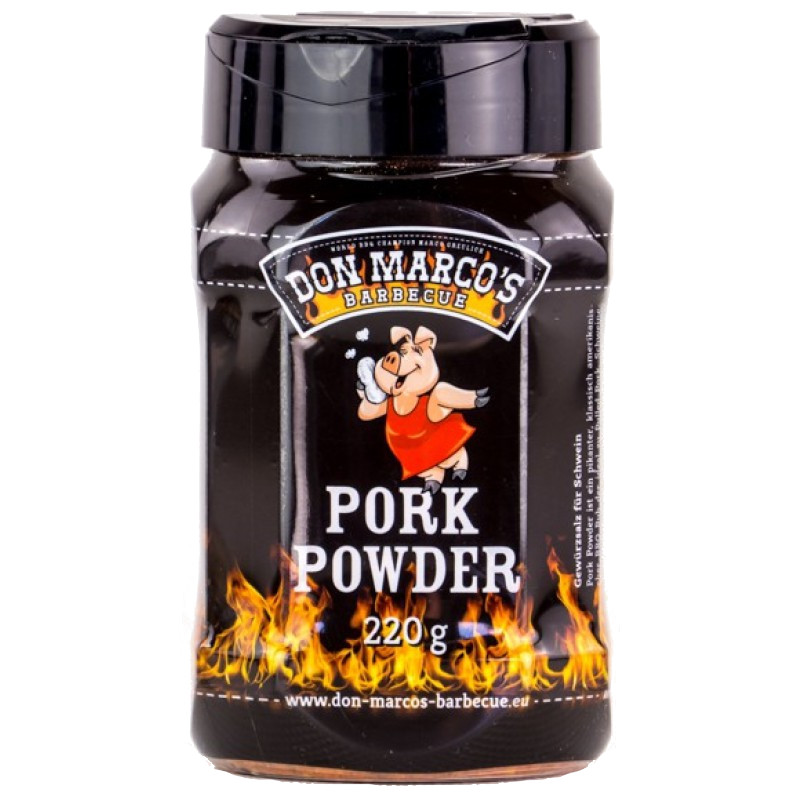 Don Marco's Pork Powder (PET Dose) 220g