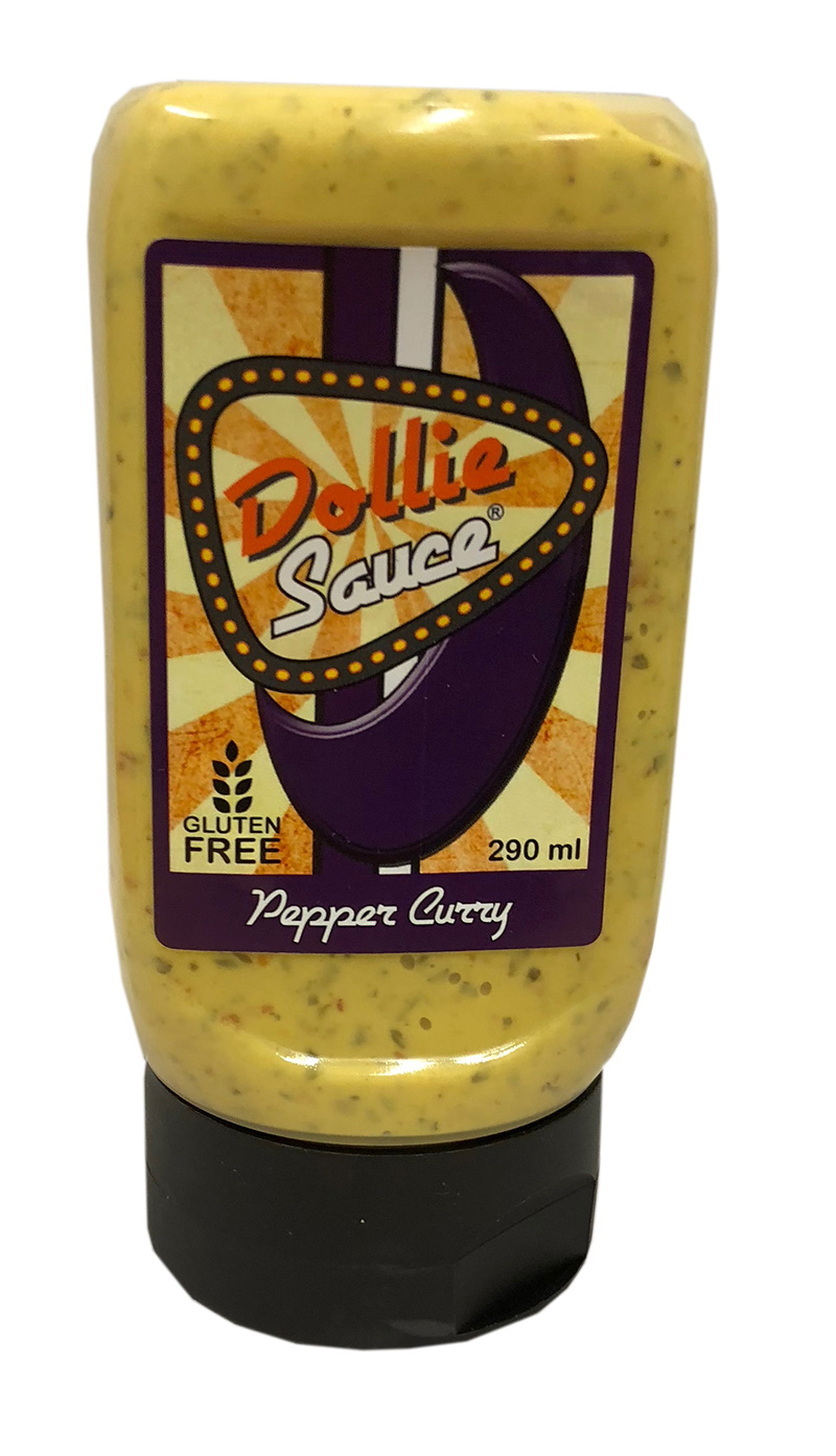 Dollie Sauce - Pepper Curry (MHD: 27.07.19)