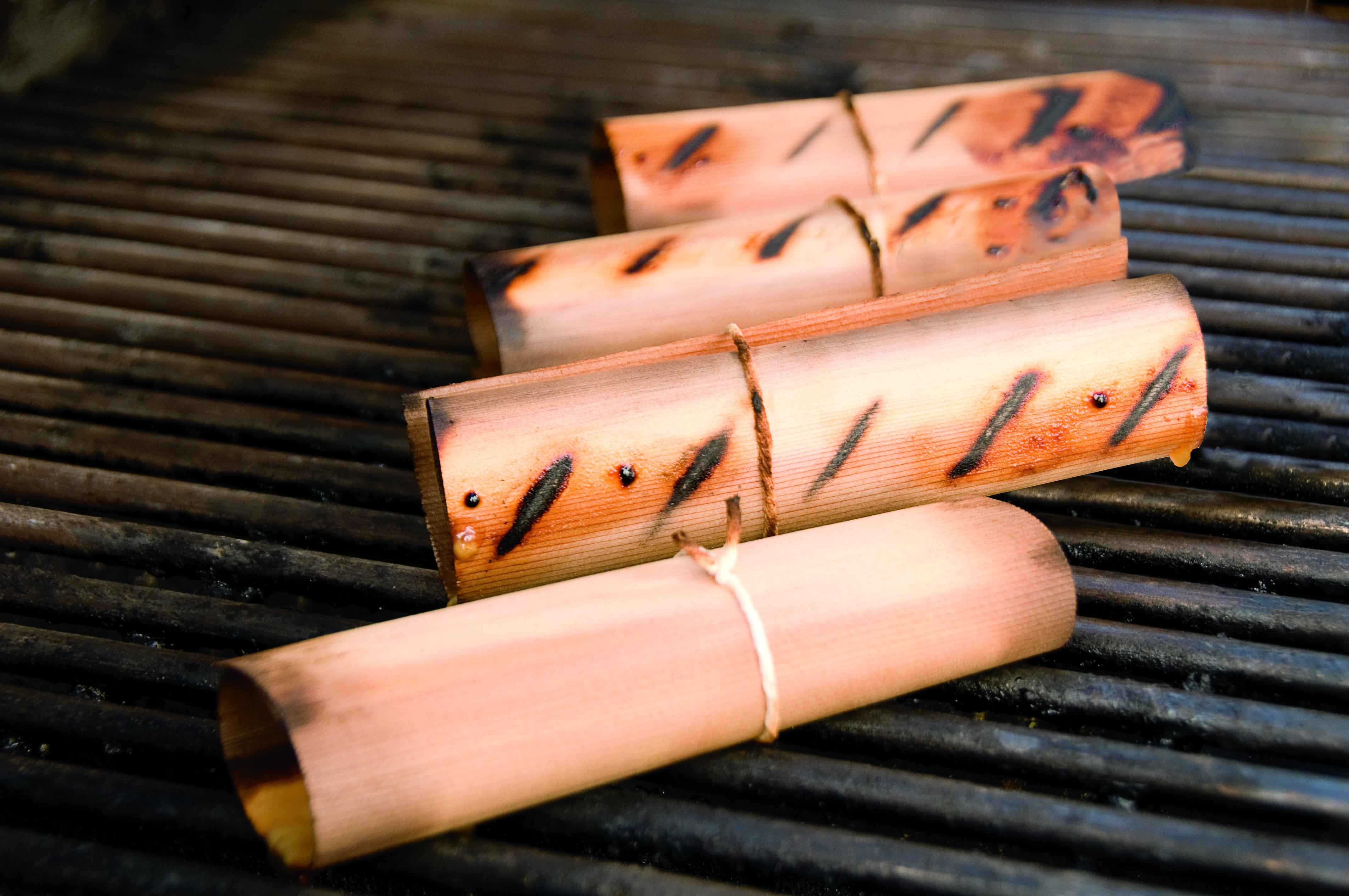 Weber Wood Wraps Erlenholz