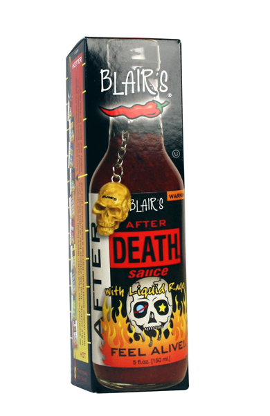 Blair´s After Death Sauce