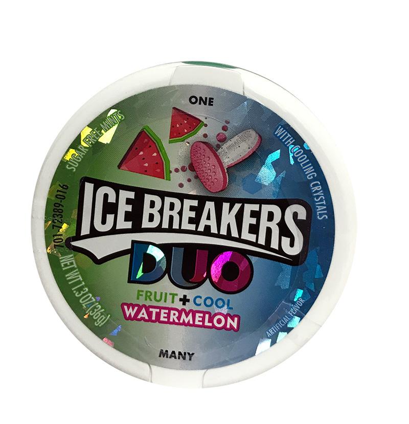 Ice Breakers Duo Watermelon