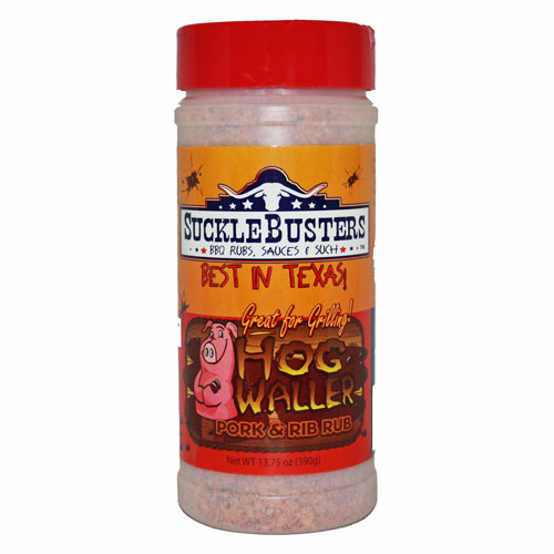 Suckle Busters Hog Waller Pork & Rib Rub 390g