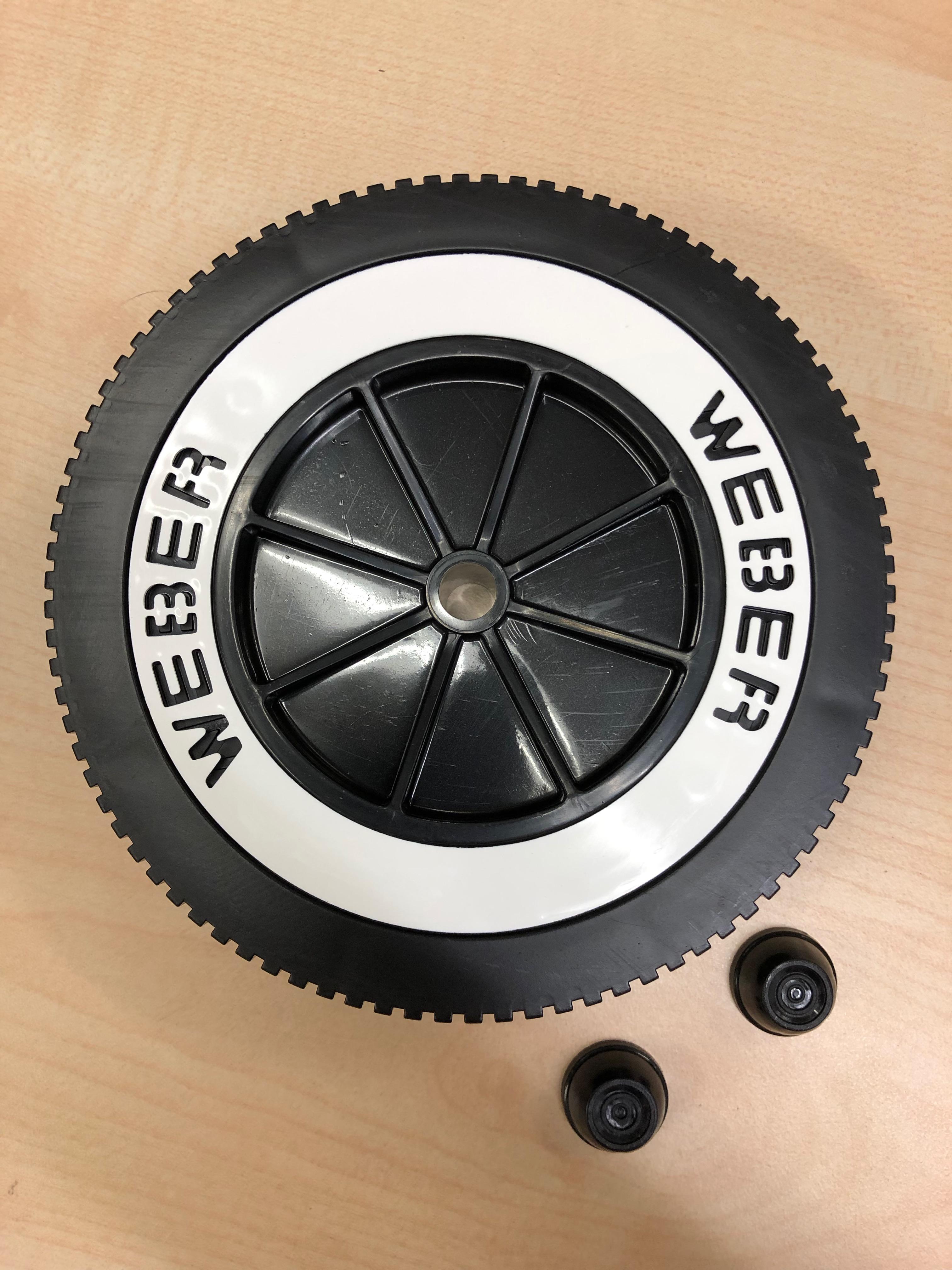 Weber Rad 15cm Durchmesser