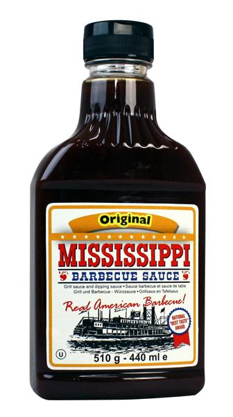 Mississippi BBQ Sauce Original