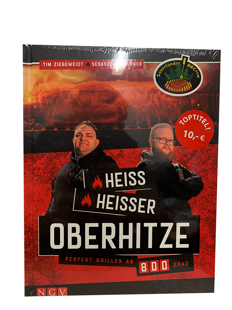 Heiß, heißer, Oberhitze SauerländerBBCrew