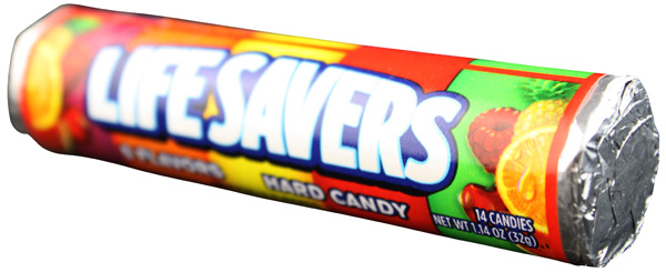Life Savers 5 Flavours 32 g