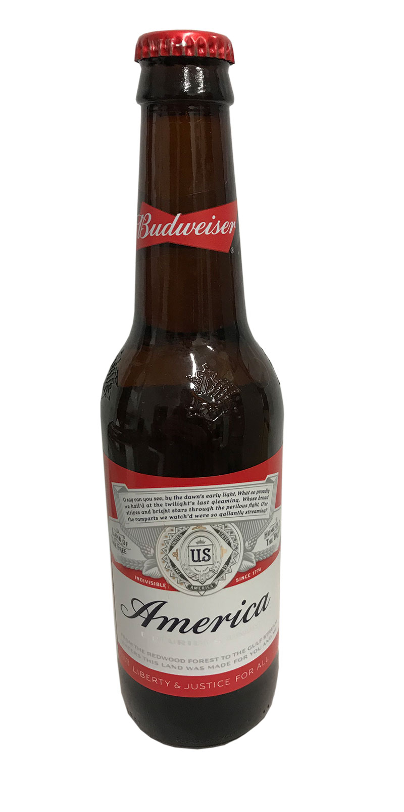 Budweiser America Bier (zzgl. 0,25€ Pfand)