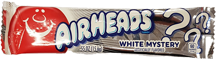 White Mystery Airheads