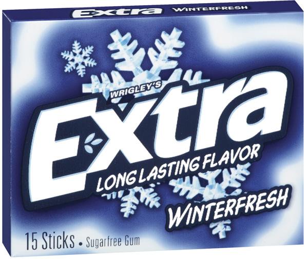 Wrigley´s Extra Winterfresh Kaugummi