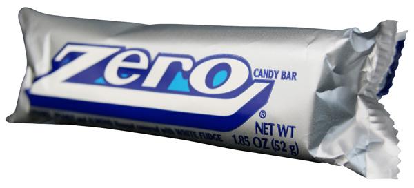 Hershey Zero Bar