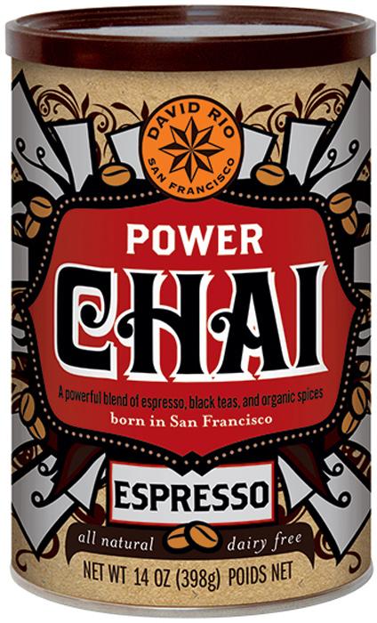 David Rio Power Chai Espresso