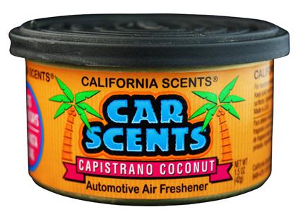 California Scents Car Scents Capistrano Coconut