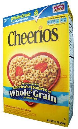 GM Cheerios 12oz - 340 Gramm