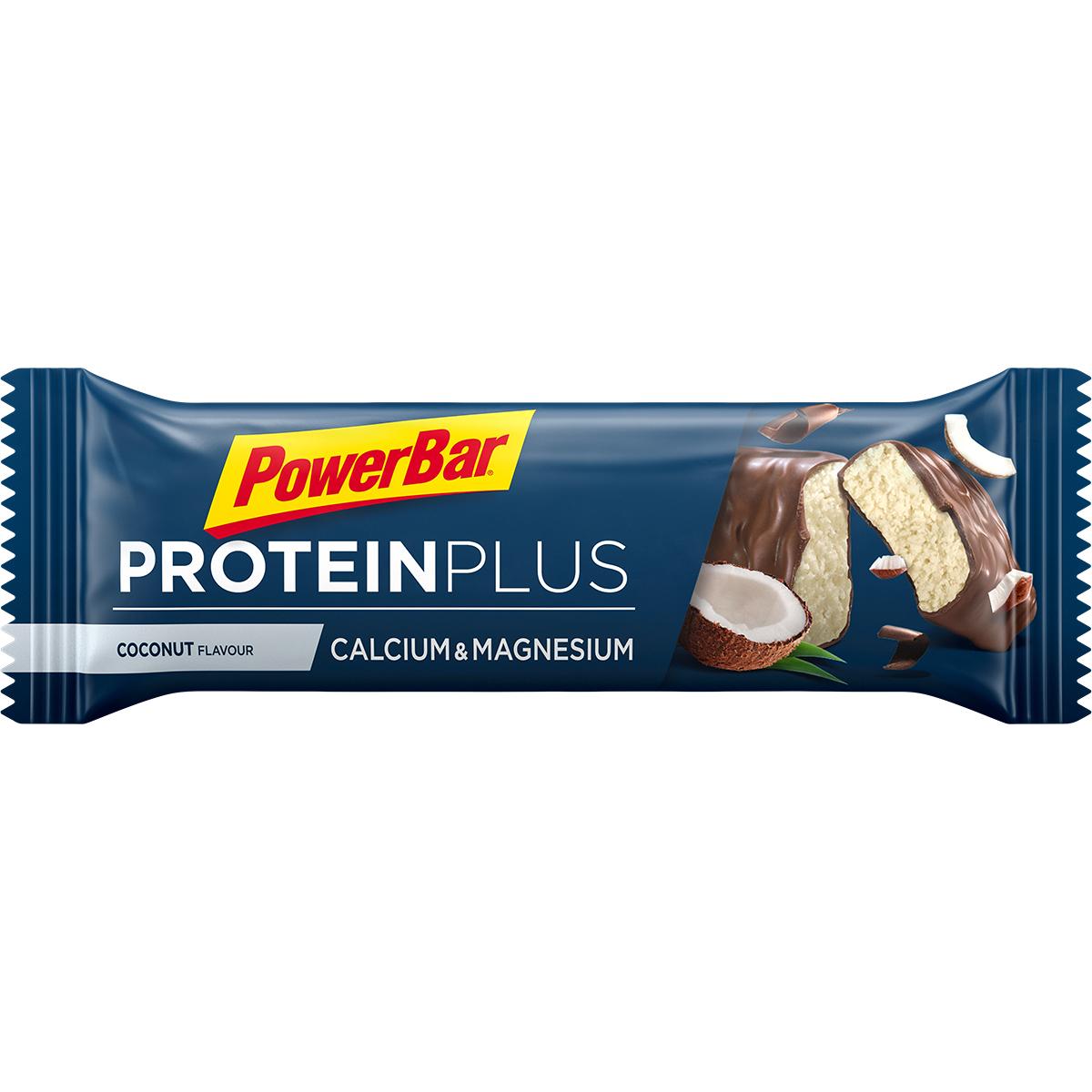PowerBar Protein Plus Calcium & Magnesium Coconut (35g) (MHD 07.2020)