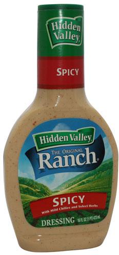 Hidden Valley Spicy Ranch Dressing