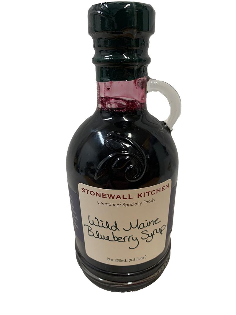 Stonewall Kitchen Wild Maine Blueberry Syrup 250ml
