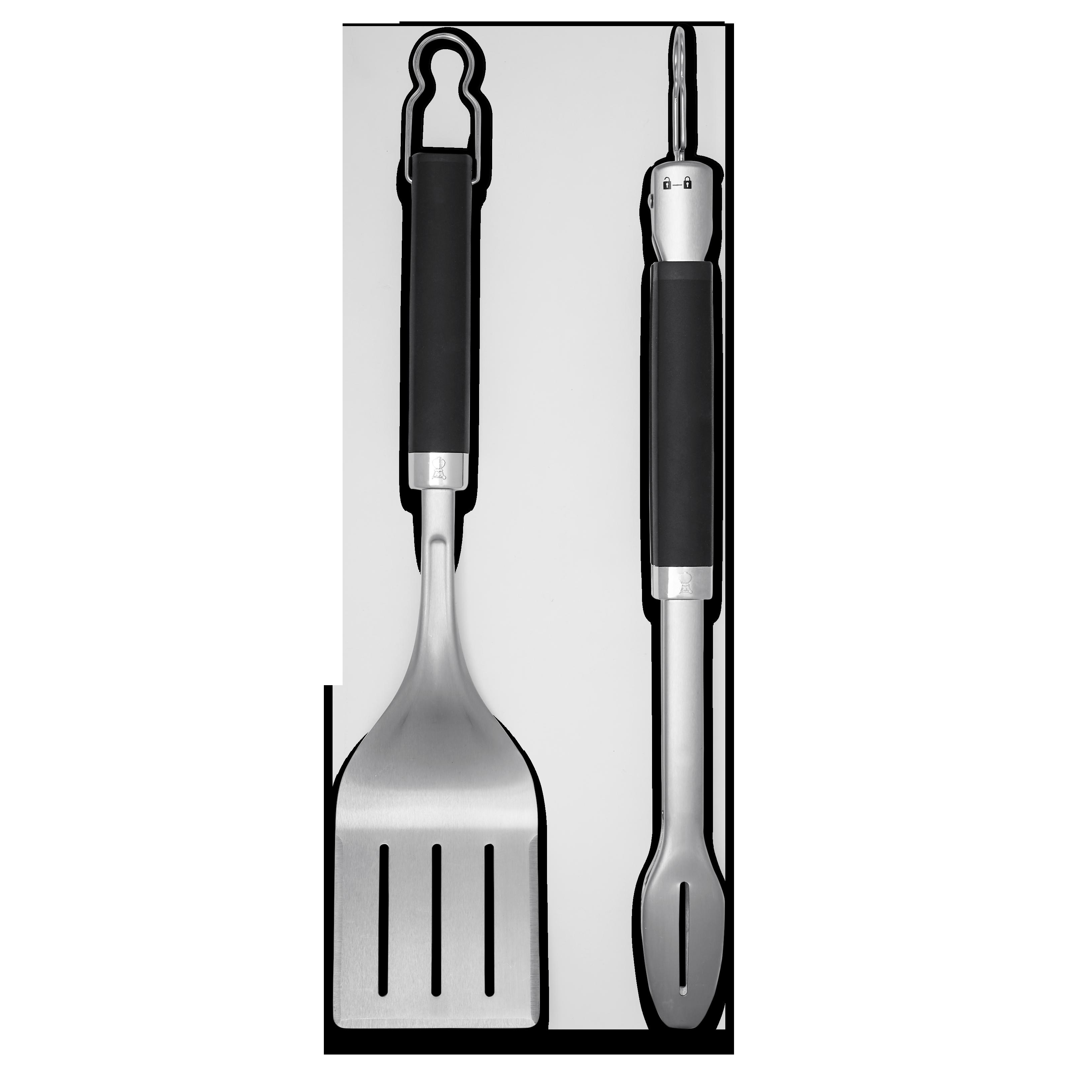 Weber Precision Grillbesteck-Set, 2-teilig