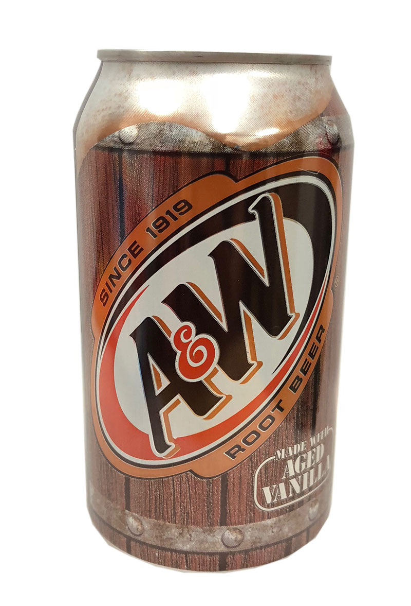 A&W Root Beer (zzgl. 0,25 EUR Pfand)