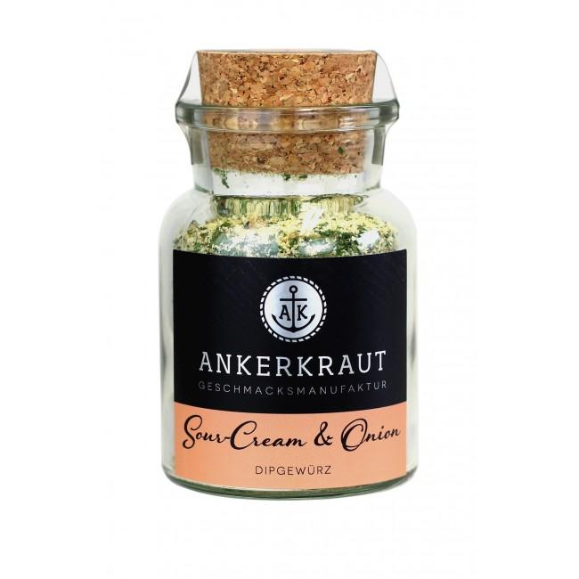 Ankerkraut Sour-Cream & Onion Dip (Korkenglas) 80g