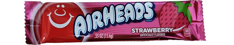 Strawberry Airheads