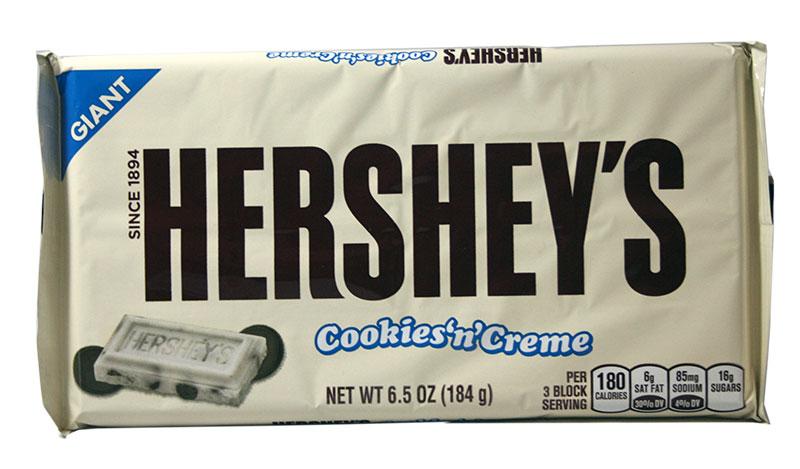 Hershey Cookies & Creme Big 184g