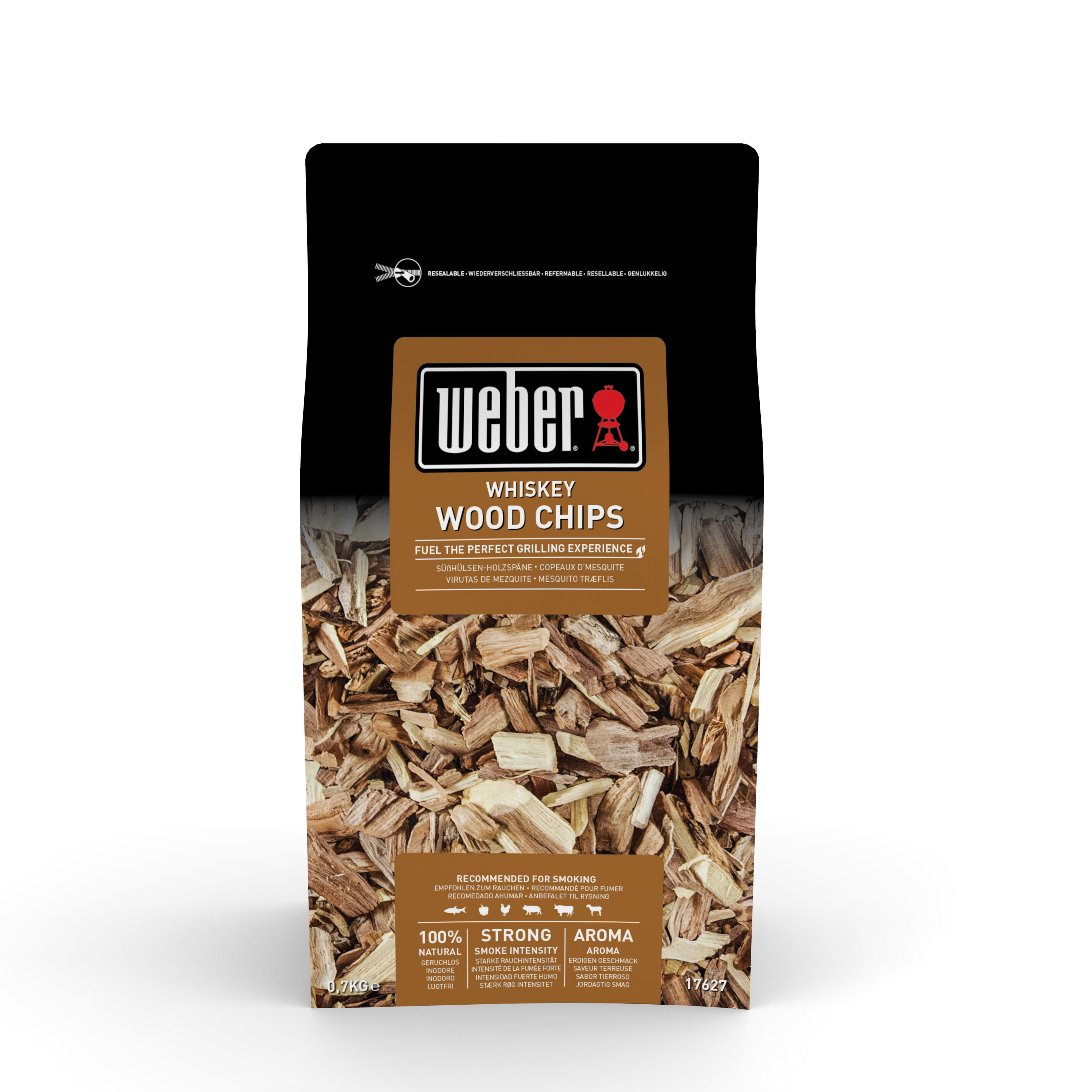 Fire Spice Chips Whiskey 700 g