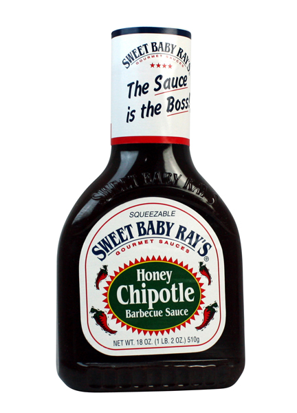 Sweet Baby Rays BBQ Sauce Honey Chipotle