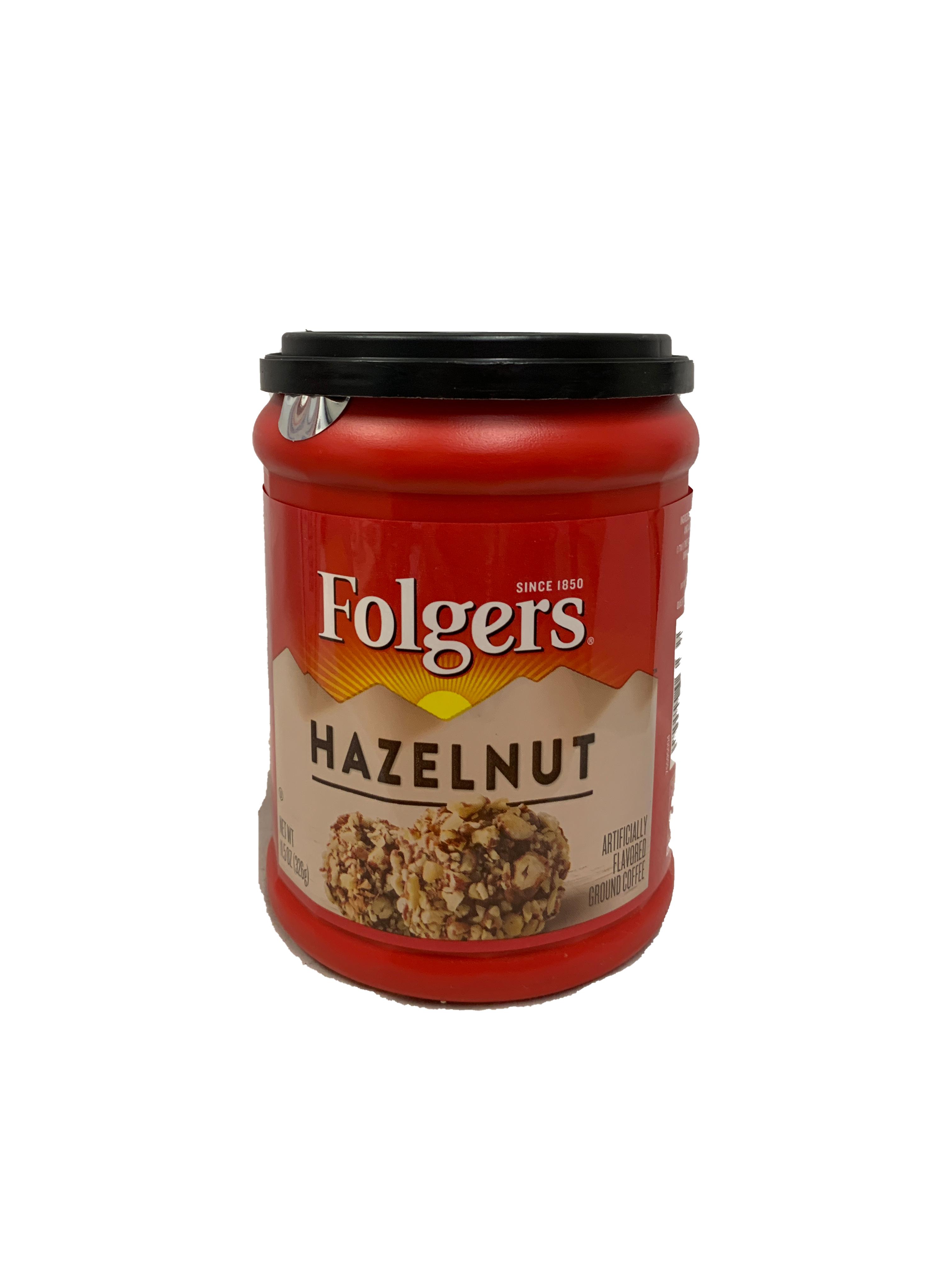 Folger's Hazelnut Coffee
