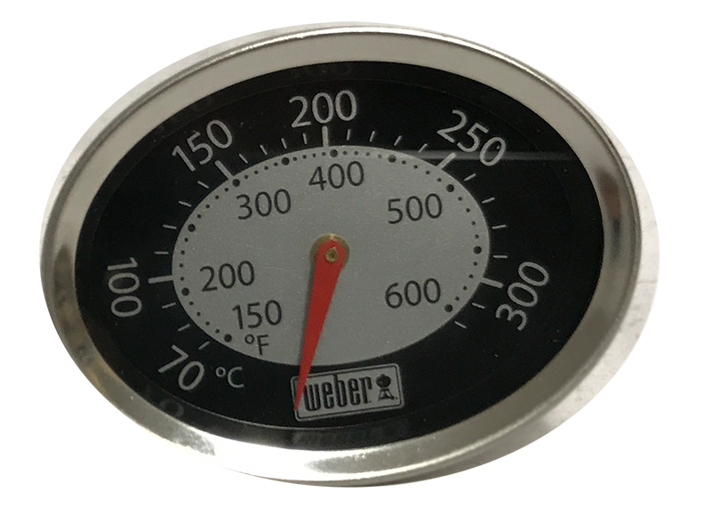 Deckelthermometer Weber Q 1200/2200-Serie (ab 2014)