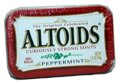 Altoids Peppermint (MHD 23.07.2021)