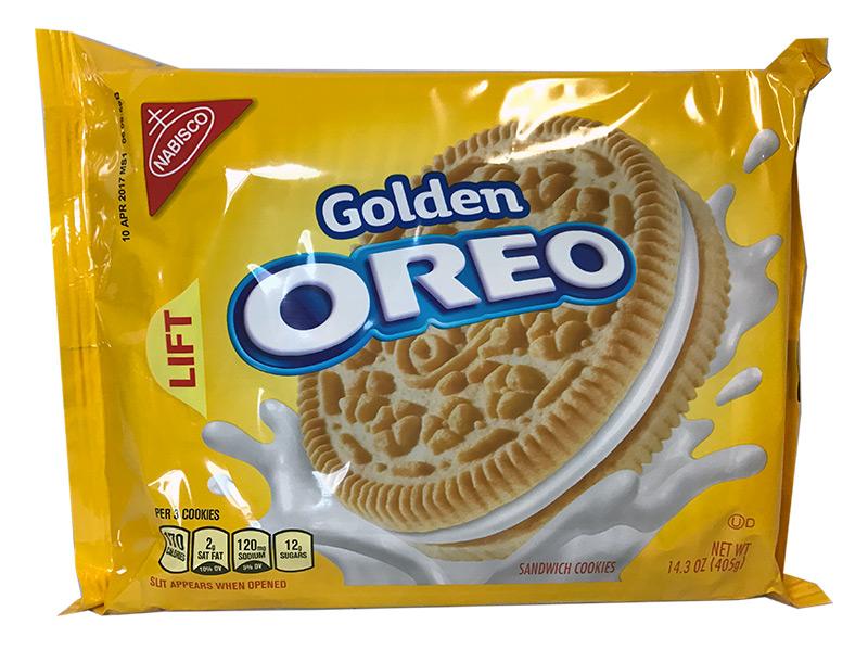 OREO Golden Oreo (405g) (MHD 28.03.21)