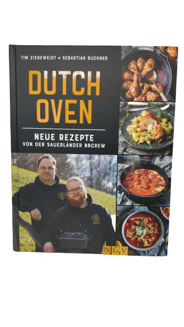 Dutch Oven Neu Rezepte von der Sauerländer BBCrew