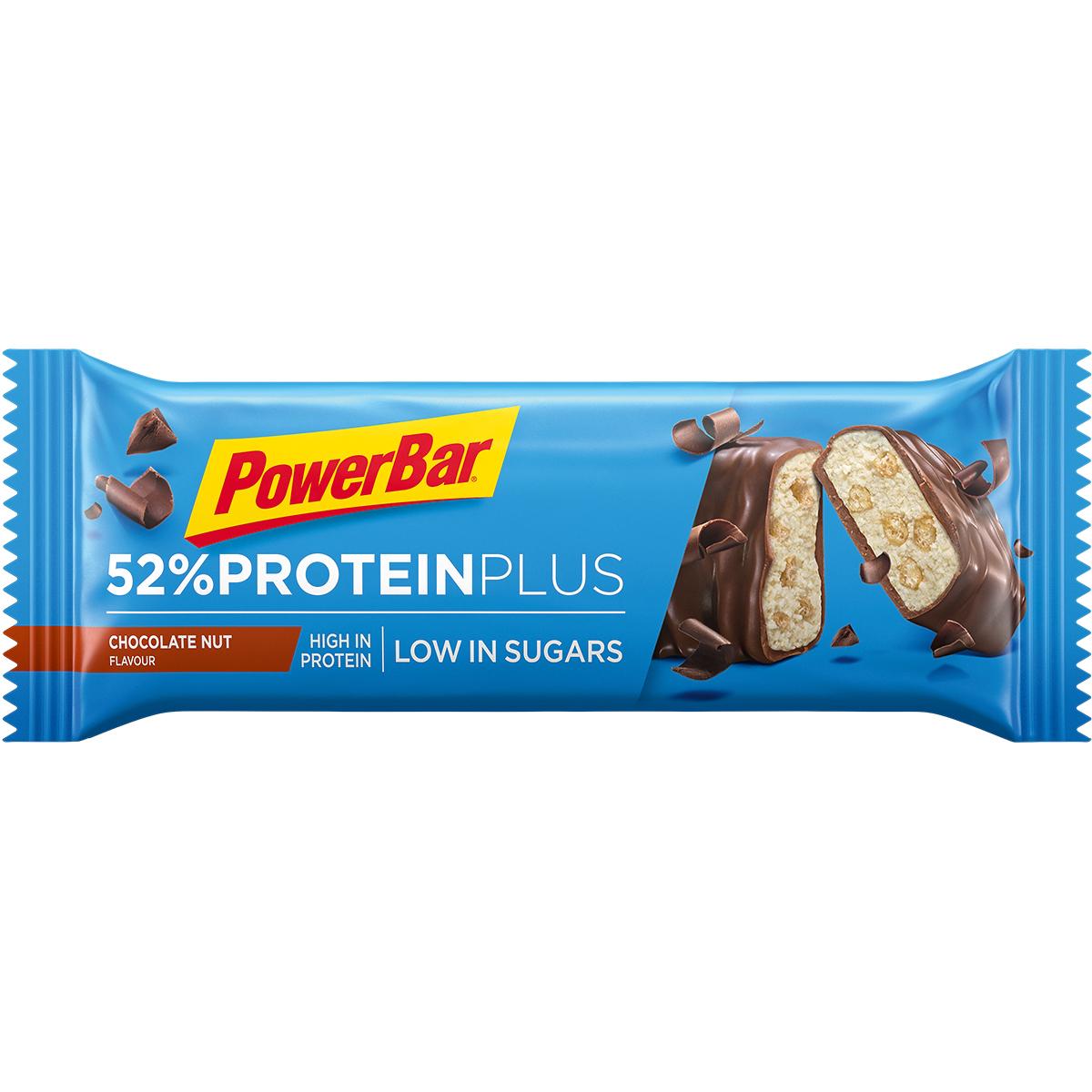 Powerbar 52% Protein Plus Chocolate Nut (50g)