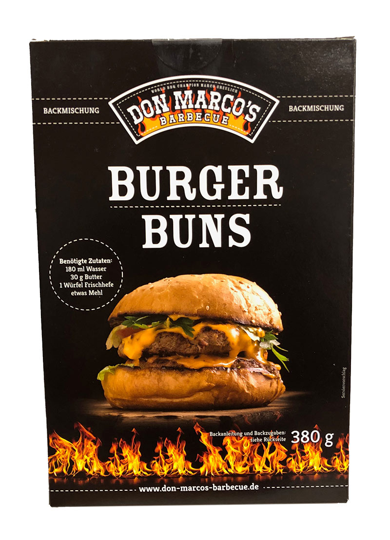 Don Marco's Burger Buns