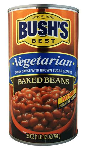 Bush's Best Baked Beans Vegetarian