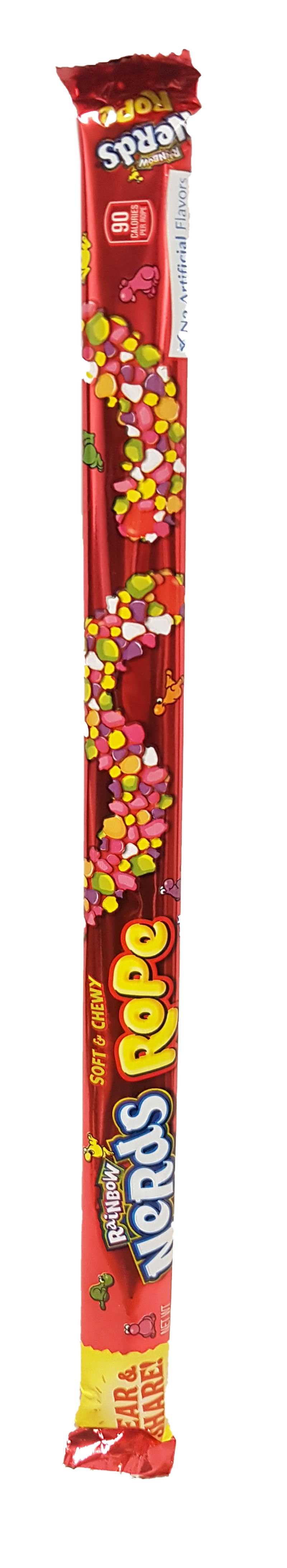 Wonka Nerds Rainbow Rope