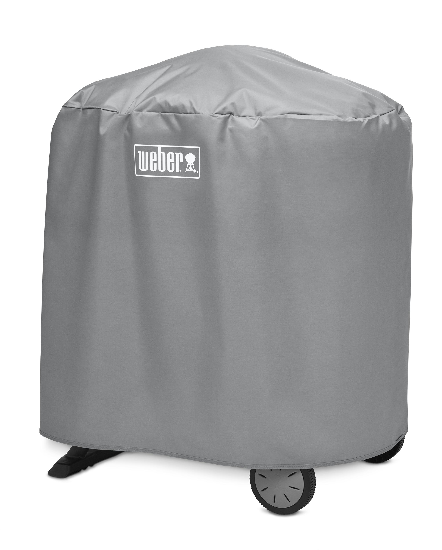 Weber Abdeckhaube Standard Q-Serie mit Stand oder Rollwagen