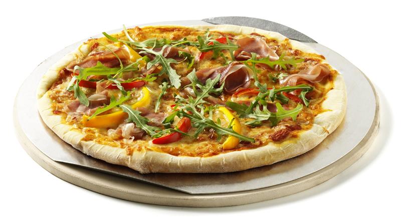 Weber Pizzastein rund