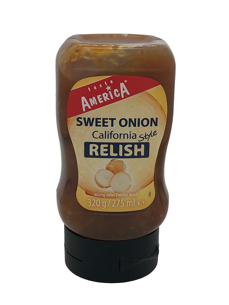 Sweet Onion California Style Relish (320g)