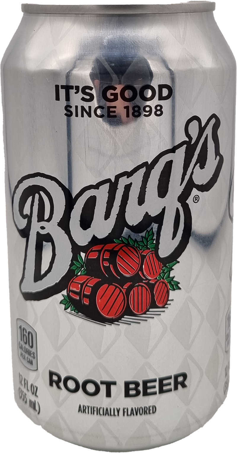 Barqs Root Beer 355ml (zzgl. 0,25 EUR Pfand)