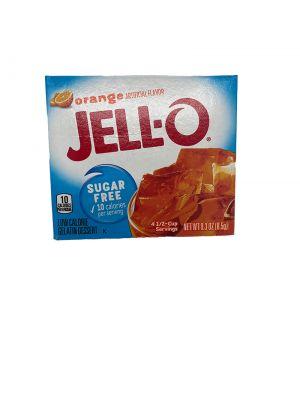 Jell-O Orange Sugar Free