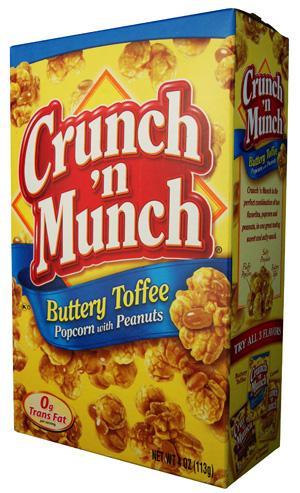 Crunch & Munch Toffee Popcorn