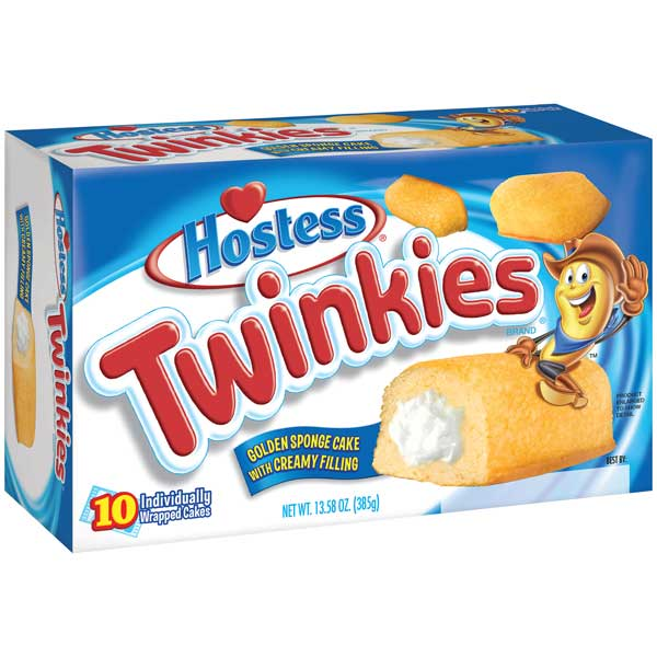 Twinkies Multipack 10 x 38,5 gr.