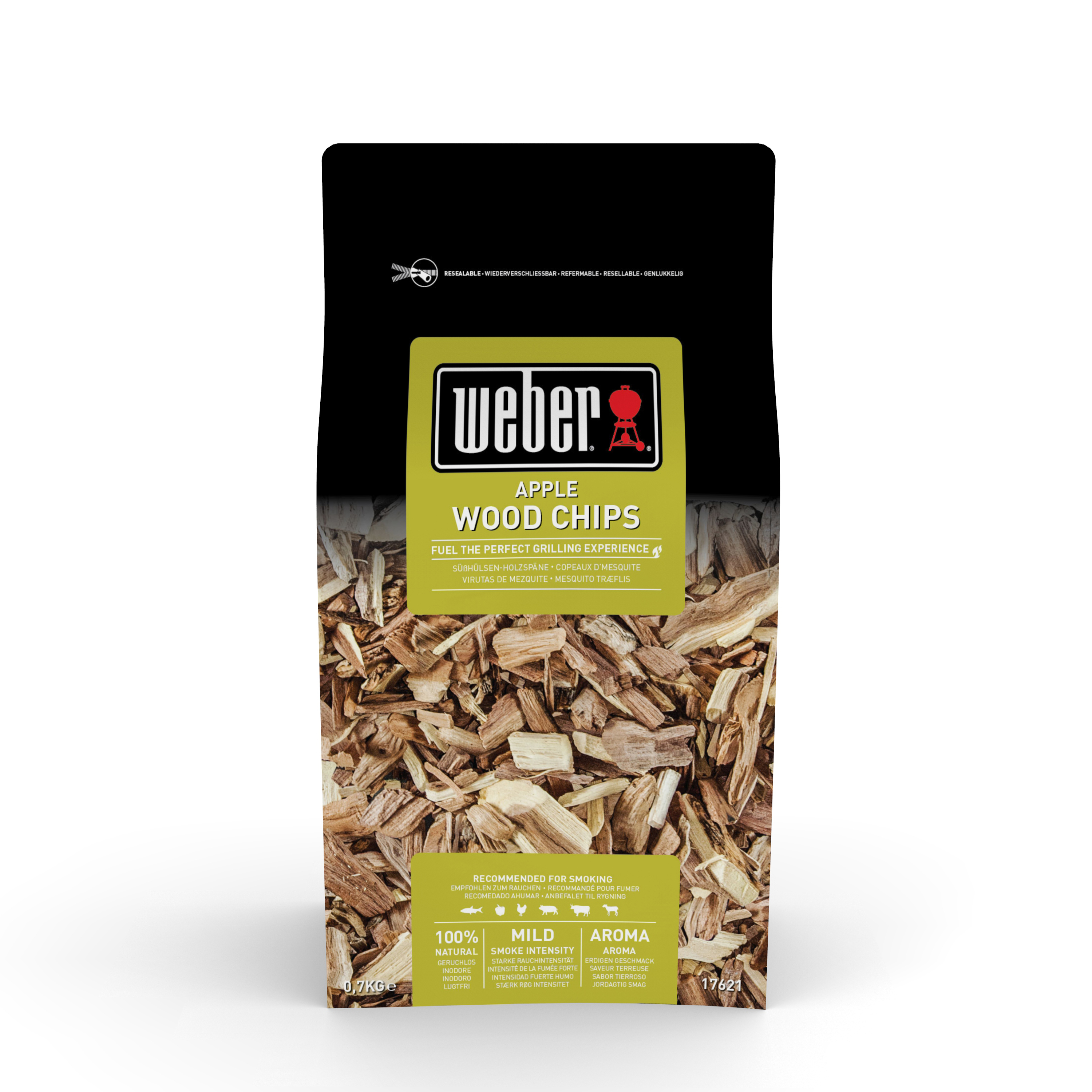Fire Spice Chips Apfel 700 g