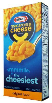 Kraft Macaroni & Cheese Diner(MHD Ende August 2021)