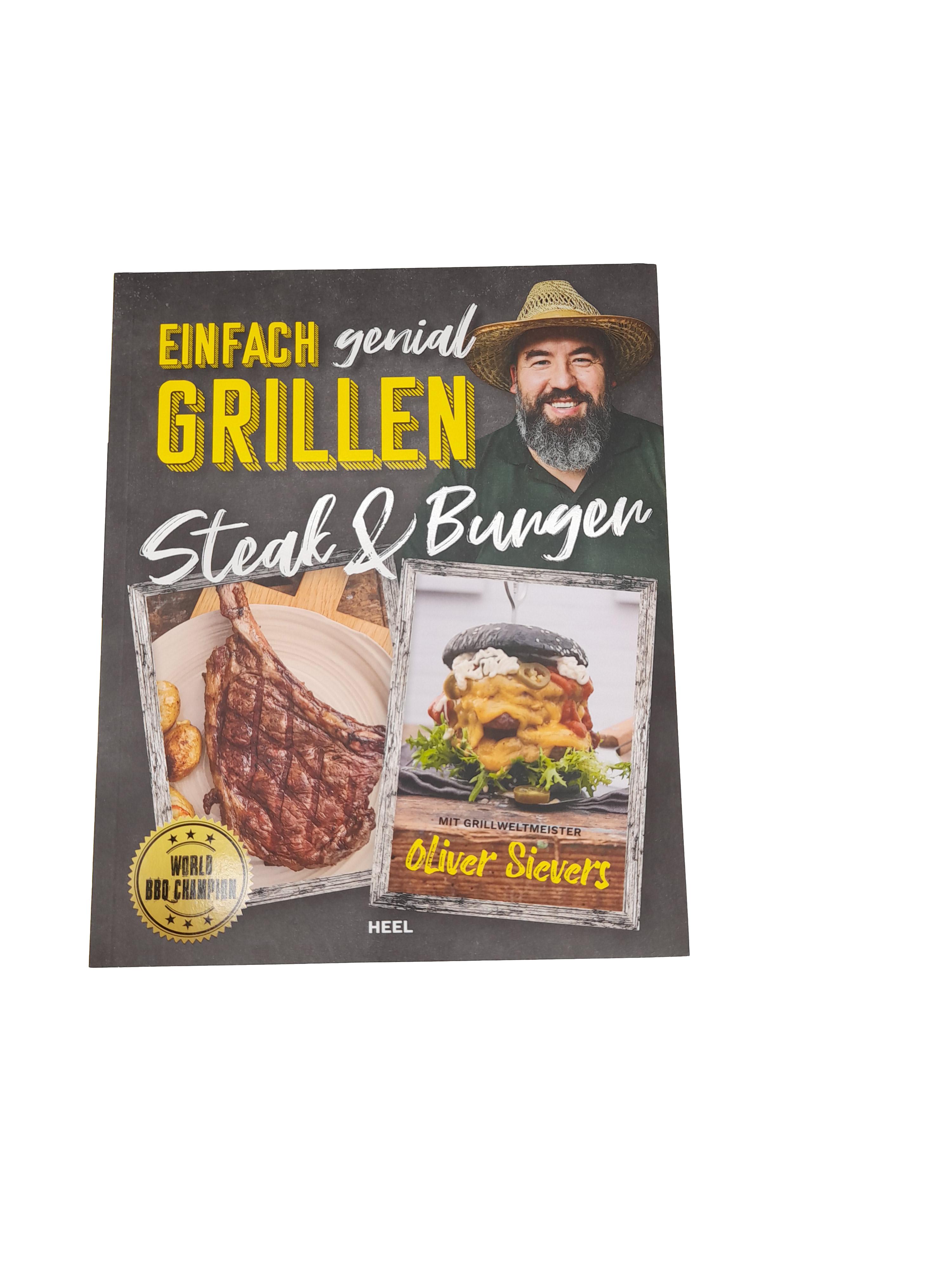 Einfach genial grillen - Steak & Burger