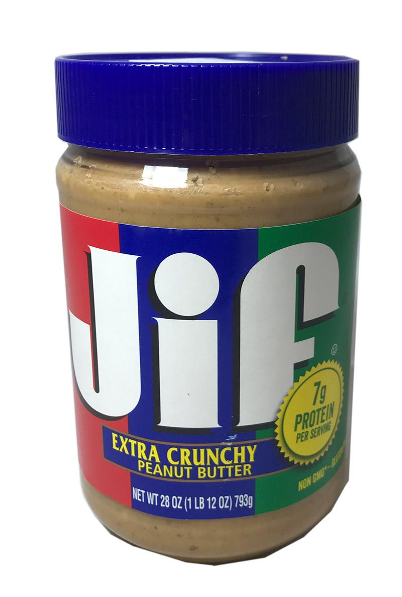 JIF Peanut Butter Extra Crunchy 793g