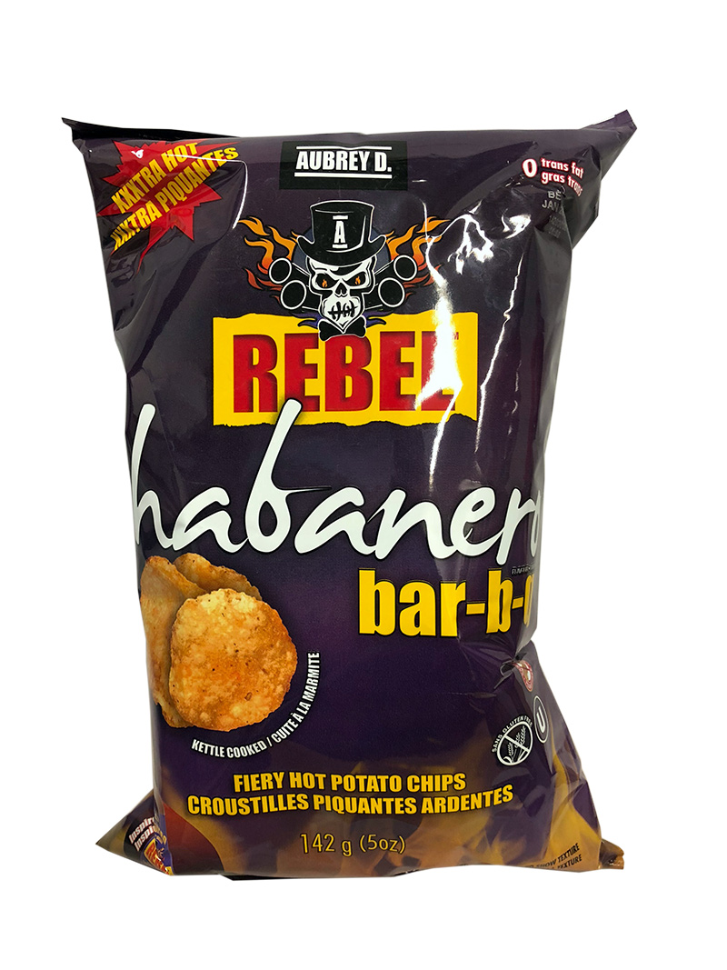 Rebel Habanero Bar-B-Q - XXXtra Hot (43g)