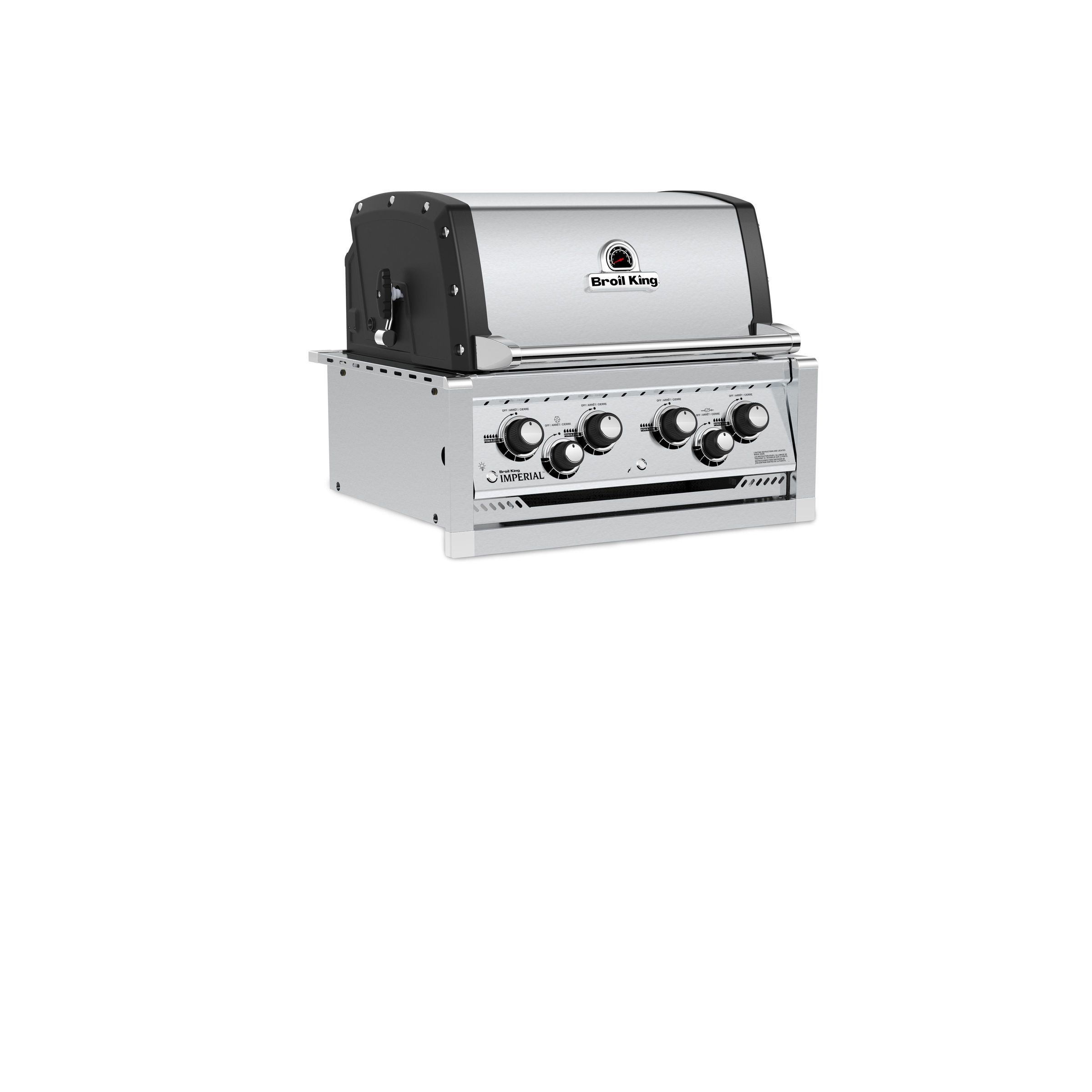 Broil King Imperial 490 Pro - Built-In Head
