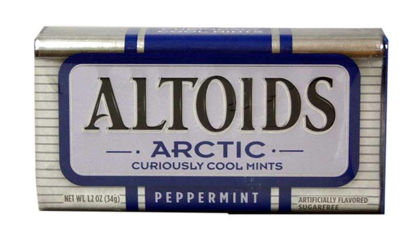Altoids Arctic Peppermint (MHD 26.03.2020)